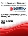 Picture of Boston-Cambridge-Quincy, Mass./N.H. - First Quarter 2013