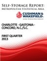 Picture of Charlotte-Gastonia-Concord, N.C./S.C. - First Quarter 2013