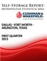 Picture of Dallas-Fort Worth-Arlington, Texas - First Quarter 2013