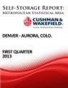 Picture of Denver-Aurora, Colo. - First Quarter 2013