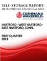 Picture of Hartford-West Hartford-East Hartford, Conn. - First Quarter 2013
