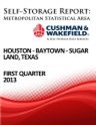 Picture of Houston-Baytown-Sugar Land, Texas - First Quarter 2013