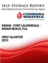 Picture of Miami-Fort Lauderdale-Miami Beach, Fla. - First Quarter 2013