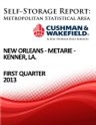 Picture of New Orleans-Metairie-Kenner, La. - First Quarter 2013