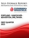 Picture of Portland-Vancouver-Beaverton, Ore./Wash. - First Quarter 2013