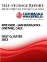 Picture of Riverside-San Bernardino-Ontario, Calif. - First Quarter 2013