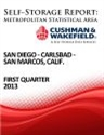 Picture of San Diego-Carlsbad-San Marcos, Calif. - First Quarter 2013