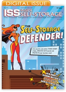 Picture of Inside Self-Storage Magazine: July 2013