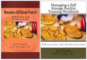 Picture of Managing a Self Storage Facility - Book and Training Workbook Combo