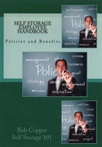Picture of Self Storage Employee Handbook