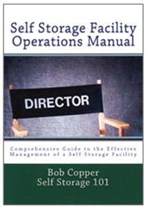 Picture of Self Storage Facility Operations Manual