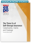 Picture of The Three Cs of Self-Storage Insurance: Catastrophes, Claims and Coverage