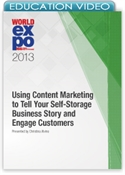 Picture of Using Content Marketing to Tell Your Self-Storage Business Story and Engage Customers