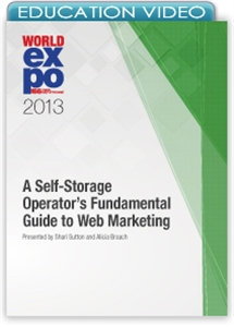 Picture of A Self-Storage Operator's Fundamental Guide to Web Marketing