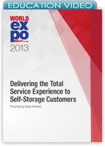 Picture of Delivering the Total Service Experience to Self-Storage Customers