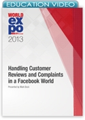 Picture of Handling Customer Reviews and Complaints in a Facebook World