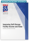 Picture of Improving Self-Storage Facility Income and Value
