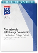 Picture of Alternatives to Self-Storage Consolidation: How to Avoid Being a Sellout