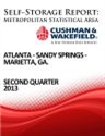 Picture of Atlanta-Sandy Springs-Marietta, Ga. - Second Quarter 2013