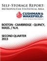 Picture of Boston-Cambridge-Quincy, Mass./N.H. - Second Quarter 2013