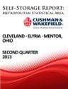 Picture of Cleveland-Elyria-Mentor, Ohio - Second Quarter 2013