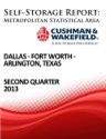Picture of Dallas-Fort Worth-Arlington, Texas - Second Quarter 2013