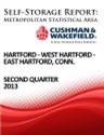 Picture of Hartford-West Hartford-East Hartford, Conn. - Second Quarter 2013