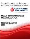 Picture of Miami-Fort Lauderdale-Miami Beach, Fla. - Second Quarter 2013
