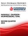 Picture of Nashville-Davidson-Murfreesboro, Tenn. - Second Quarter 2013