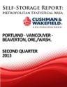 Picture of Portland-Vancouver-Beaverton, Ore./Wash. - Second Quarter 2013