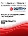 Picture of Riverside-San Bernardino-Ontario, Calif. - Second Quarter 2013
