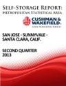 Picture of San Jose-Sunnyvale-Santa Clara, Calif. - Second Quarter 2013