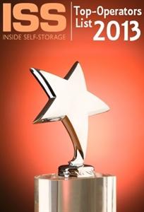 Picture of Inside Self-Storage Top-Operators List 2013
