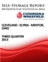 Picture of Cleveland-Elyria-Mentor, Ohio - Third Quarter 2013