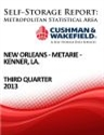 Picture of New Orleans-Metairie-Kenner, La. - Third Quarter 2013