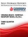 Picture of Virginia Beach-Norfolk-Newport News, Va./N.C. - Third Quarter 2013