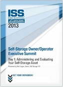 Picture of DVD - Self-Storage Owner/Operator Executive Summit: Day One