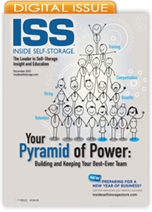Picture of Inside Self-Storage Magazine: December 2013