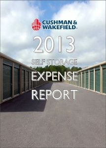 Picture of Self-Storage Expense Report 2013