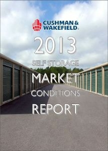 Picture of Self-Storage Market Conditions Report 2013