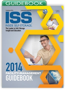 Picture of Inside Self-Storage Facility-Management Guidebook 2014