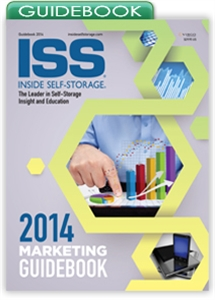 Picture of Inside Self-Storage Marketing Guidebook 2014
