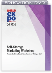 Picture of DVD - Self-Storage Marketing Workshop