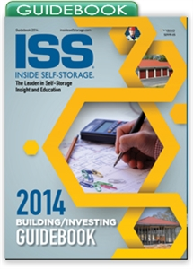 Picture of Inside Self-Storage Building/Investing Guidebook 2014
