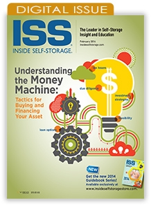 Picture of Inside Self-Storage Magazine: February 2014