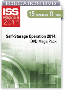 Picture of DVD - Self-Storage Operation 2014: DVD Mega Pack
