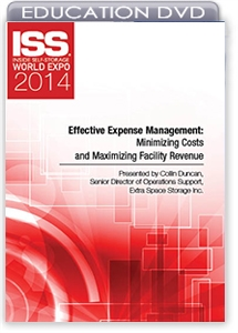Picture of DVD - Effective Expense Management: Minimizing Costs and Maximizing Facility Revenue
