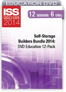 Picture of DVD - Self-Storage Builders Bundle 2014: DVD Education 12-Pack