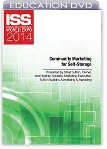 Picture of DVD - Community Marketing for Self-Storage