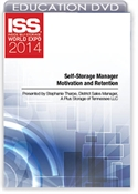 Picture of DVD - Self-Storage Manager Motivation and Retention